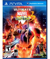 Ultimate Marvel vs Capcom 3 [английская версия] (PS Vita)