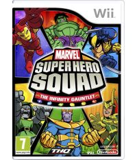 Marvel Super Hero Squad: The Infinity Gauntlet (Wii)