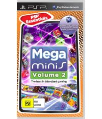 Mega Minis. Volume 2 [Essentials, русская документация] (PSP)