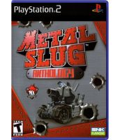 Metal Slug Antology (PS2)