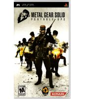 Metal Gear: Portable Ops (PSP)