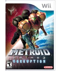 Metroid Prime 3: Corruption [русская инструкция] (Wii)