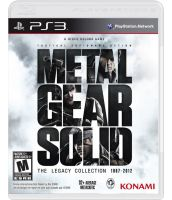 Metal Gear Solid: The Legacy Collection [русская документация] (PS3)