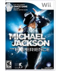 Michael Jackson: The Experience [русская документация] (Wii)
