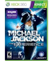 Michael Jackson: The Experience. Special Edition [русская обложка] (Xbox 360)