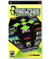 Midway Arcade Treasures: Extended Play (PSP)