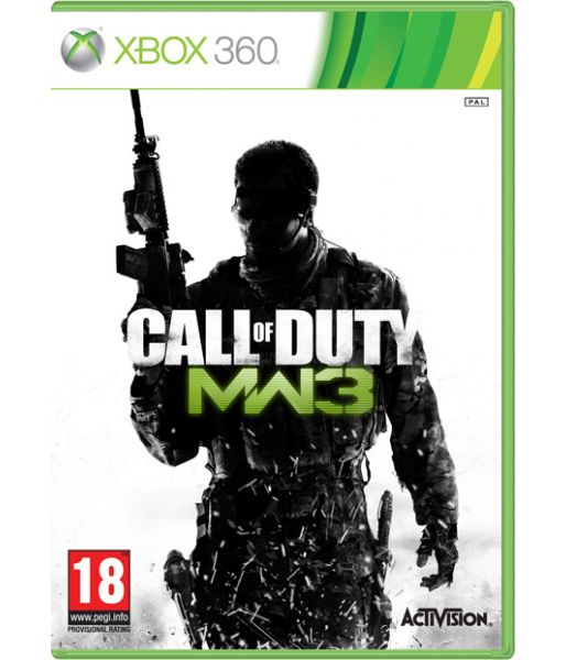 Call Of Duty: Modern Warfare 3 [русская версия] (Xbox 360)