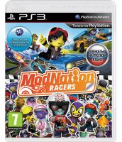 ModNation Racers [русская версия] (PS3)