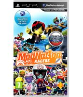 ModNation Racers [Platinum, русская версия] (PSP)