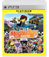 ModNation Racers [platinum, русская версия] (PS3)