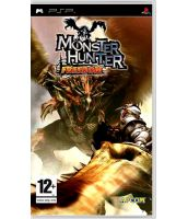 Monster Hunter Freedom [Essentials, английская версия] (PSP)