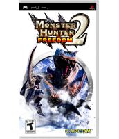 Monster Hunter Freedom 2 [Essentials, английская версия] (PSP)