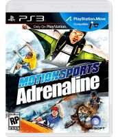 MotionSports Adrenaline [для PS Move] (PS3)