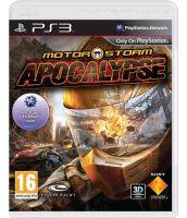 MotorStorm: Апокалипсис [поддержка 3D, русская версия] (PS3)