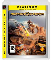 MotorStorm [Platinum] (PS3)