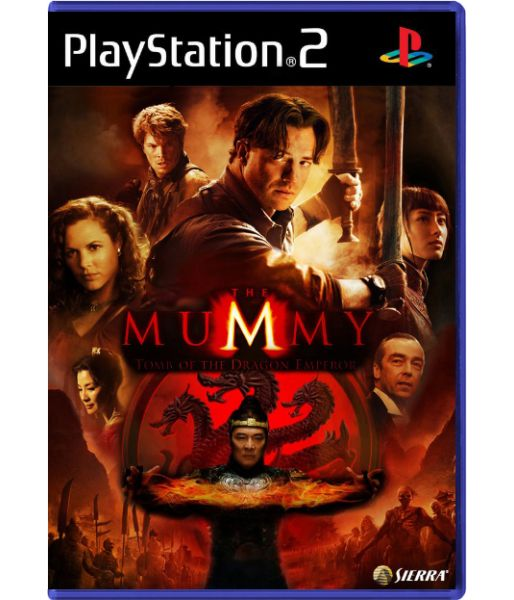 Mummy - Tomb of the Dragon Emperor (PS2)