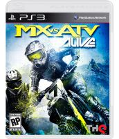 MX vs ATV Alive [русская документация] (PS3)