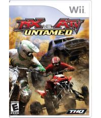 MX vs. ATV: Untamed (Wii)