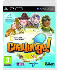 National Geographic Challenge [для PS Move] (PS3)