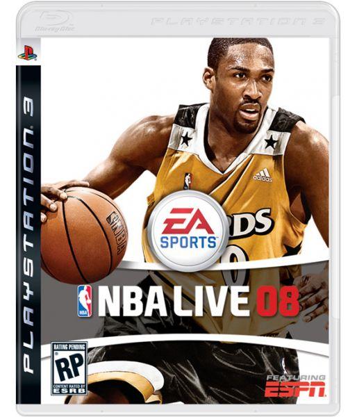 NBA Live 08 (PS3)