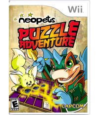 Neopets Puzzle Adventure (Wii)