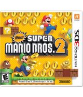 New Super Mario Bros 2 [русская версия] (3DS)