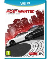 Need for Speed Most Wanted U [английская версия] (Wii U)