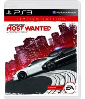 Need for Speed: Most Wanted. Limited Edition [a Criterion Game, Русская версия] (PS3)