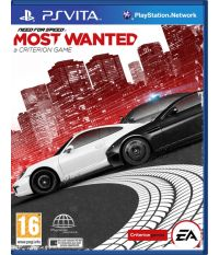 Need for Speed: Most Wanted [Русская версия] (PS Vita)