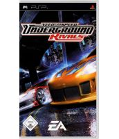 Need For Speed Underground Rivals (PSP)