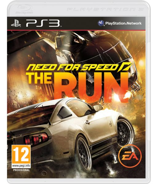 Need for Speed: The Run [русская версия] (PS3)