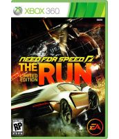 Need for Speed: The Run. Limited Edition [русская версия] (Xbox 360)
