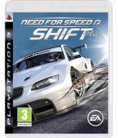 Need for Speed: Shift [Platinum, русская версия] (PS3)