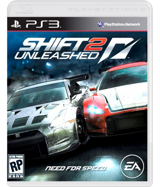 Need for Speed: Shift 2 Unleashed [русская версия] (PS3)
