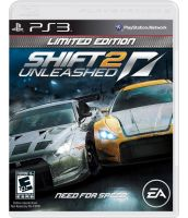 Need for Speed: Shift 2 Unleashed Limited Edition [русские субтитры] (PS3)