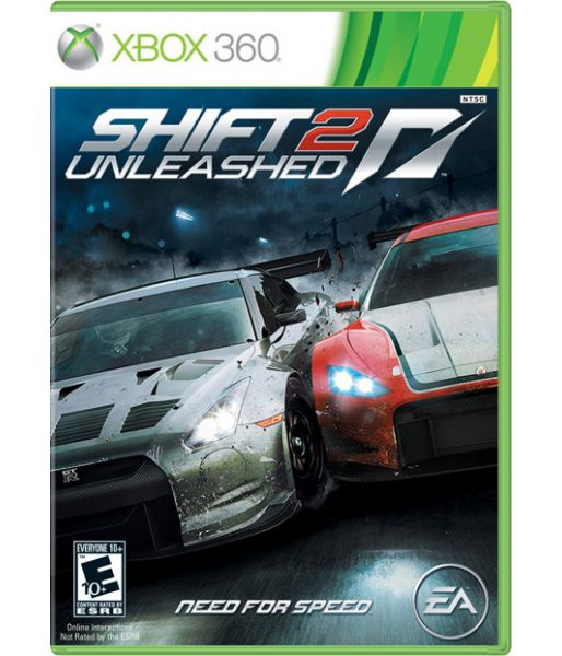 Need for Speed Shift 2 Unleashed [русская версия] (Xbox 360)
