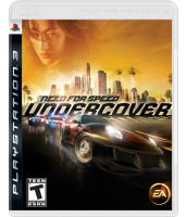 Need for Speed: Undercover [русская версия] (PS3)