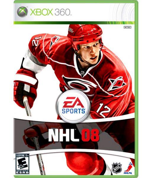 NHL 08 [английская версия] (Xbox 360)