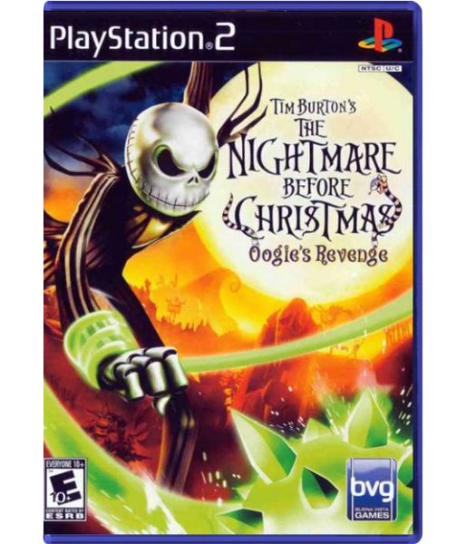 Nightmare Before Christmas: Oogie's Revenge (PS2)