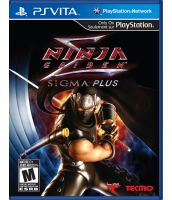 Ninja Gaiden Sigma Plus (PS Vita)