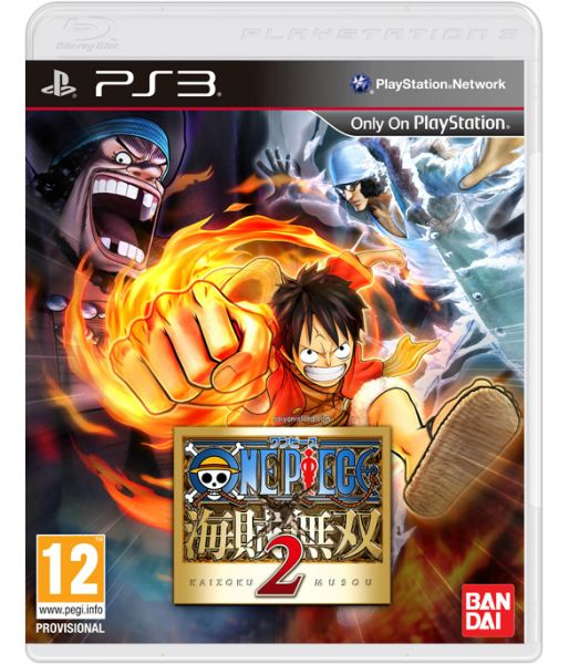 One Piece Pirate Warriors 2 (PS3)