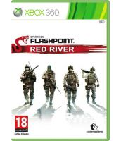 Operation Flashpoint: Red River [русская документация] (Xbox 360)