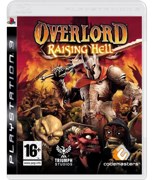 Overlord: Raising Hell (PS3)