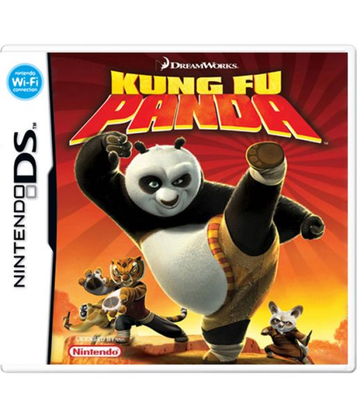 Kung Fu Panda (NDS)
