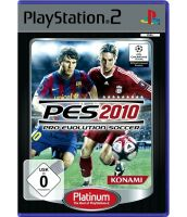 Pro Evolution Soccer 2010 [Platinum] (PS2)