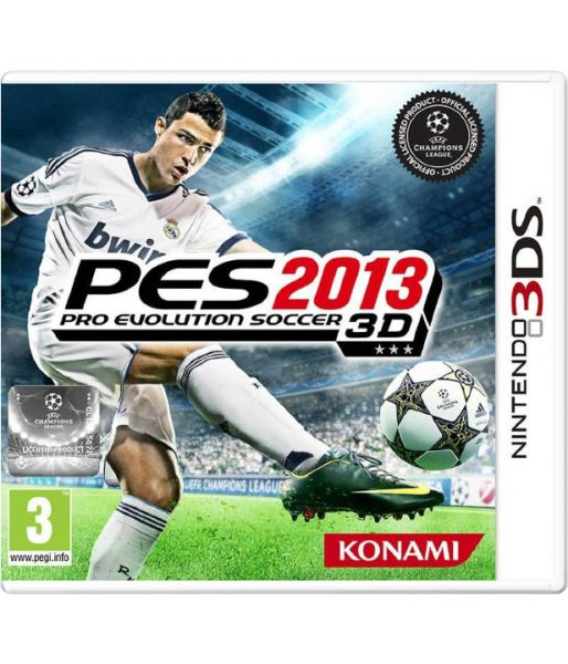 Pro Evolution Soccer 2013 (3DS)
