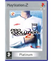 Pro Evolution Soccer 2 [Platinum] (PS2)