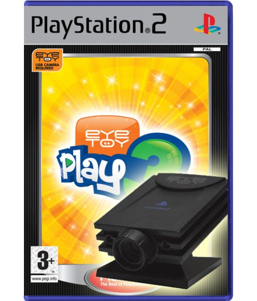 EyeToy: Play 3 [w/Camera] (PS2)