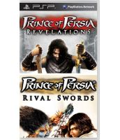 Комплект Prince of Persia Revelations+Prince of Persia: Rival Swords [русская документация] (PSP)