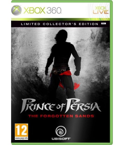 Prince Of Persia: The Forgotten Sands. Collector's Edition [русская версия] (Xbox 360)